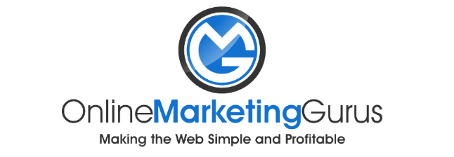 Online Marketing Gurus Logo - SEO