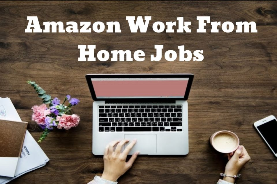 Amazon Work From Home Jobs | Pros Vs Cons | How to Start? - The Daqian Times