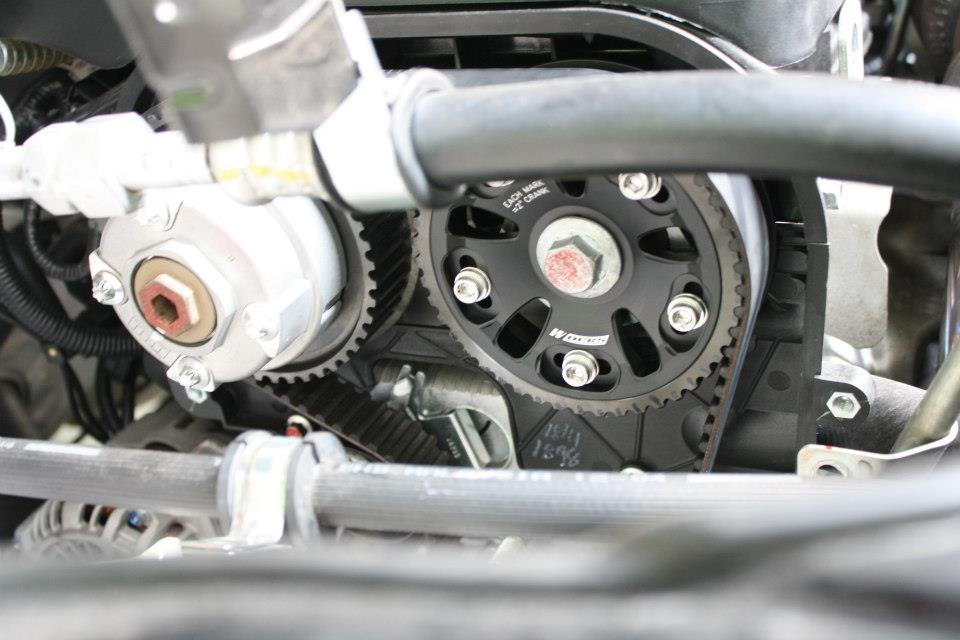 Timing Belt Replacement   When & How Much Does It Cost To